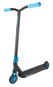 CHILLI-PRO-SCOOTER-Stunt-Roller-Scooter-REAPER-WAVE-Scooter-black-blue-Park-Kick
