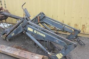 Trima-1320-Hydraulic-Front-Loader-Parts-Manual