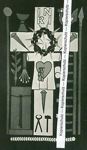 Merchingen - Hungertuch des Jungfrauenvereins - um 1935    S 19-29