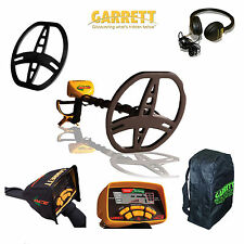 Garrett EuroAce Metal Detector - With Accessories