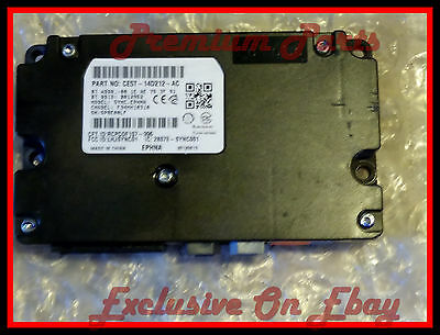 LINCOLN NAVIGATOR MKS FORD EXPEDITION RADIO COMMUNICATION SYNC MODULE OEM USED