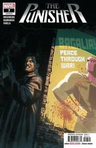 Punisher-7-Rosenberg-Marvel-Comic-1st-Print-2019-unread-NM