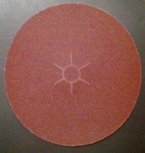 FAST POST 10 x Hiretech HT7 Floor Sand paper discs Sheets Edger 40 Grit + Tips!