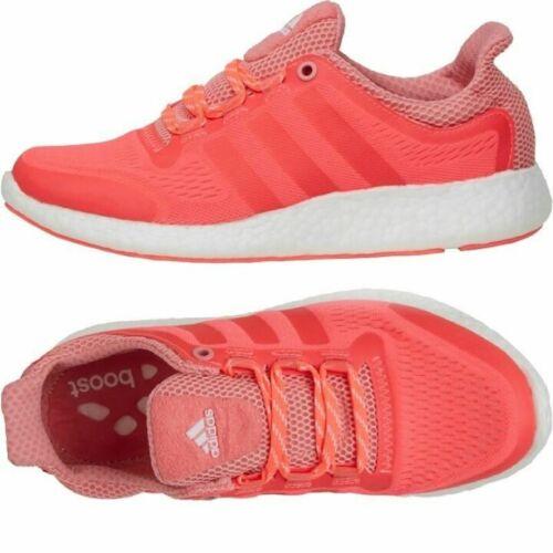 Boost Adidas Neutral Womens Flash all Størrelse Rød pink Pure Chill Løpesko IrI6Efwq