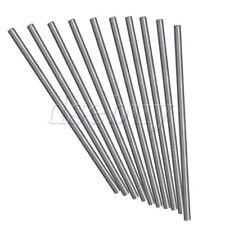 5 Pcs HSS High Speed Steel Round Turning Lathe Bars 10mm x 100mm C9R6