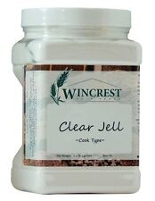 Clear Jell Canning Starch - (Cook Type) - 2.5 Lb Tub - Free Priority Shipping