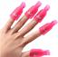 5-10-Pcs-Soak-Off-Cap-Clipp-Nail-Polish-remover-for-shellac-UV-fingers-and-toes miniatuur 13