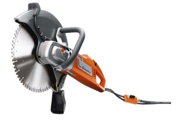 NEW Husqvarna 967084001 K4000 Wet Electric Cut Off Saw Power Cutter
