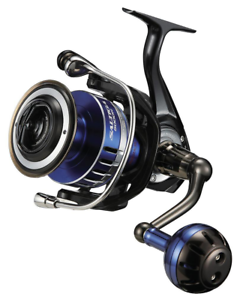 Mulinello Daiwa Saltiga 4500H 15Kg max drag ratio 5.7 1 made in Japan
