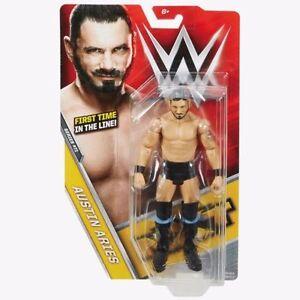 WWE Austin Aries Basic 71 NXT Wrestling figure Mattel Action NEUF  </span>