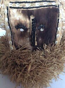African Tribal Ceremonial Headress
