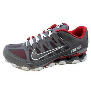 online store 8d2fc 943fb Image is loading Nike-Reax-8-TR-Mesh-Mens-Dark-Grey-