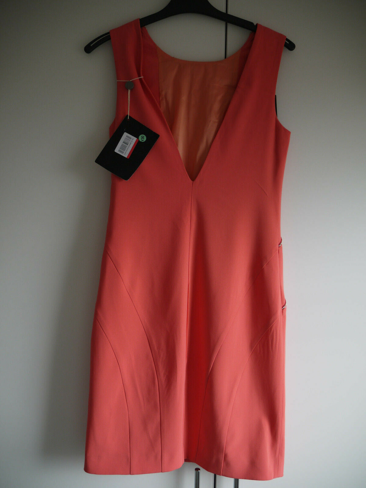 Kleid von Patrizia Pepe sera Gr .44-neu | Mittlere Kosten  Kosten  Kosten  | Merkwürdige Form  07b1fb