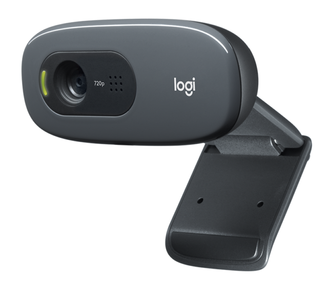 Logitech C270 HD Webcam 720p - Blitzversand *NEU UND OVP* Home Office