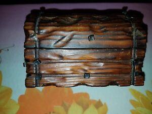 Spieldosen Schatztruhe Schmuckschatulle