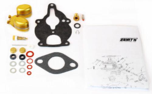 Zenith Carburetor Rebuild Kit with Float for SA-200  BW1461-K