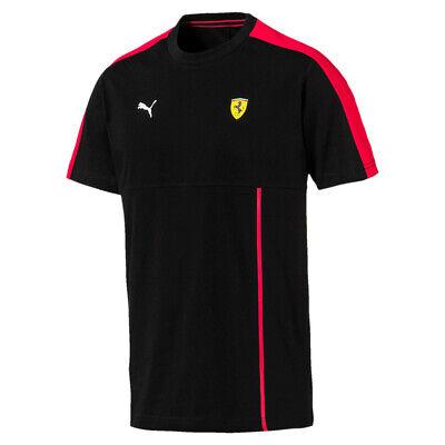 Motorsport Mens Ferrari T7 Tee