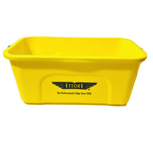 Ettore 86000 Super Bucket with Handle 3-Gallon Window Cleaning Office Home