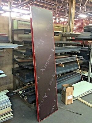 8 ft x 2 ft 40pcs Symons Concrete Wall Forms Steel Ply Panels USED
