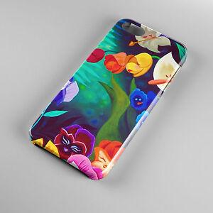 Details About Alice Wonderland Flowers Tea Party Wallpaper Phone Case