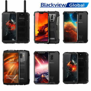 Blackview-BV9700-BV9600-BV9500-BV9800-Pro-Waterproof-Smartphone-6GB-128GB-Mobile