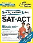Reading and Writing Prep for the SAT & ACT by Princeton Review (Paperback / softback)