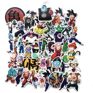 100-Pcs-Anime-Dragon-Ball-Z-Super-Saiyan-Goku-Stickers-Decal-For-Laptop-Phone
