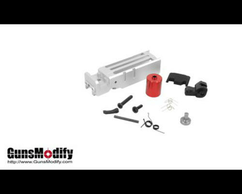 GunsModify Aluminum CNC Zero Housing System CO2 Ready TM G17 22 26 34