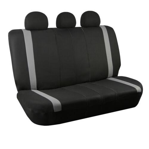Premium Modernistic Blue Black Auto Car SUV Seat Covers Full Set