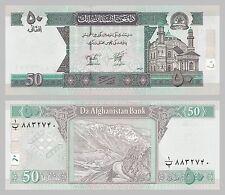Afghanistan 50 Afghanis 2004 p69b unz.