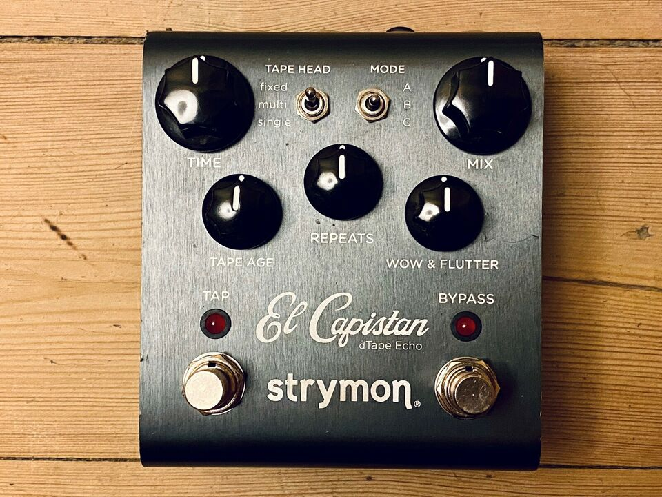 Delay Strymon El Capistan