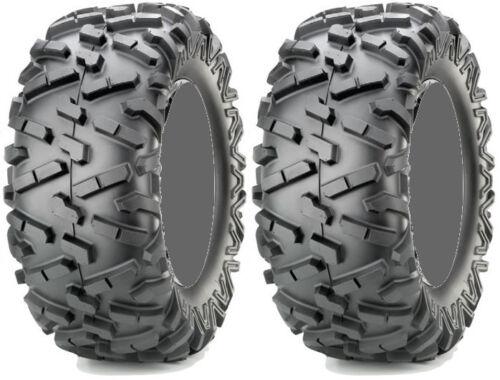 Pair 2 Maxxis Bighorn 2.0 23x10-12 ATV Tire Set 23x10x12 23-10-12