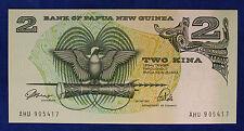 Papua Nuova Guinea Papua New Guinea 2 Kina Pick 5 c #B1300