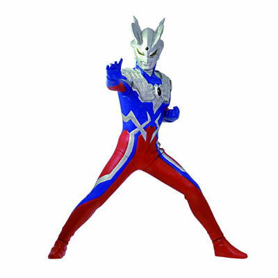 BANDAI Ultraman Luminous 3 Gashapon Figure Ultraman Zero
