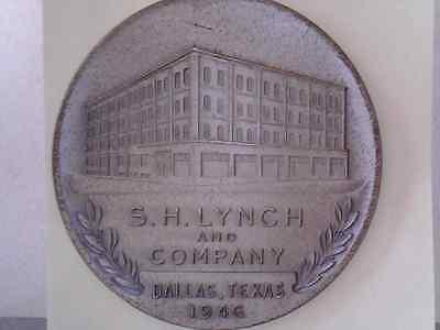 S H Lynch Dallas Texas Volvo Toyota Dealer Commemorating 25ys 1921 to 1946