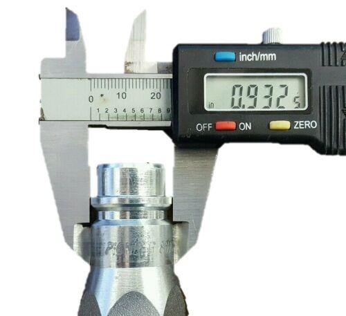 3000 PSI B40004 8 Pk Hydraulic Coupler Plug /& Cap Set for Hydra Star 1//2 NPTF
