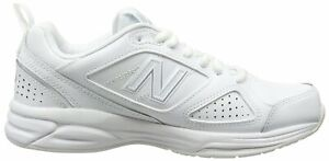 New-Balance-624v4-Womens-Trainers-White-Running-Walking-Shoes-Medicare-WX624WS4
