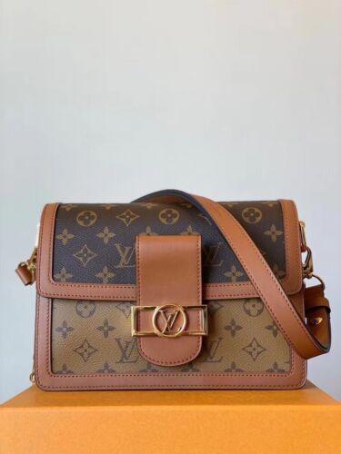 Women LOUIS VUITTON Bag LV Duffle Handbag 25*20 cm