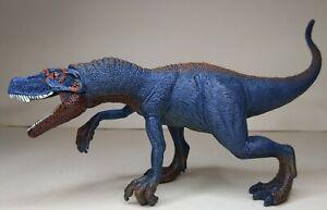 Schleich Dinosaurs Herrerasaurus Model Toy Figure Articulated Jaw VGC