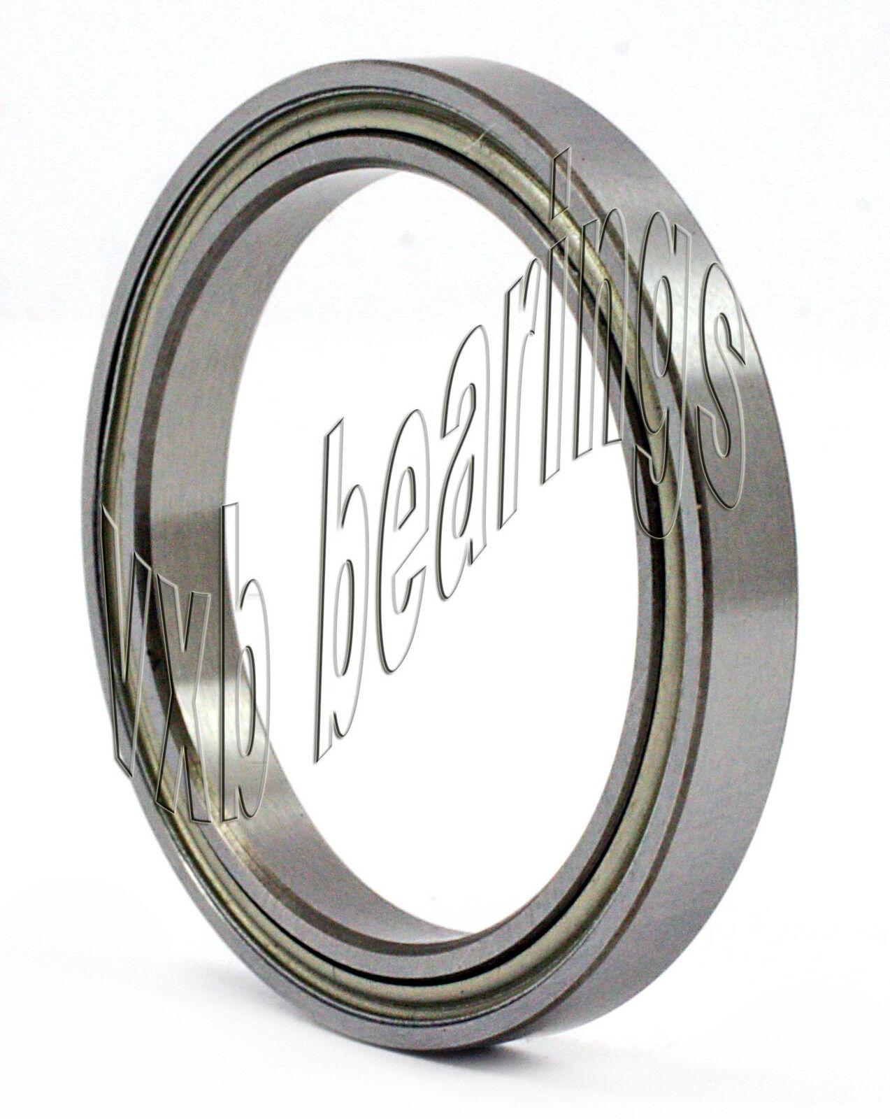 6812ZZ Bearing 60 x 78 x 10 mm Metric Quality Bearings
