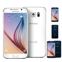 Samsung Galaxy S7 Edge/S7/S6 Edge/S6/S5 Factory Unlocked Black White Blue Gold @