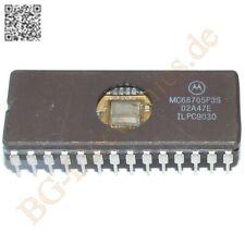 CPU mc68705u3cs 8-bit 112b di RAM 3776b EPROM dic40 ORIGINALE MOTOROLA