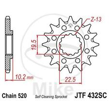 JT SPROCKETS PIGNONE RACING 14 DENTI DIVISIONE 520 alt. BETA ALP 200 350 4.0