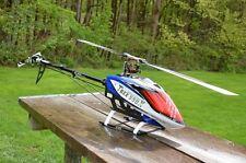 Align T-Rex 550X Dominator RTF Helicopter + Autopilot AXON + Graupner MZ-18