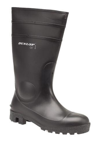 DUNLOP PROTOMASTOR W195 uniforme completa Sicurezza Impermeabile Stivali di gomma