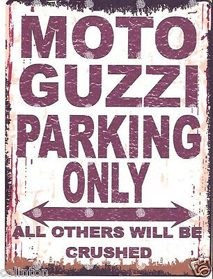 FORD PARKING SIGN RETRO VINTAGE STYLE 6x8in 20x15cm garage workshop art