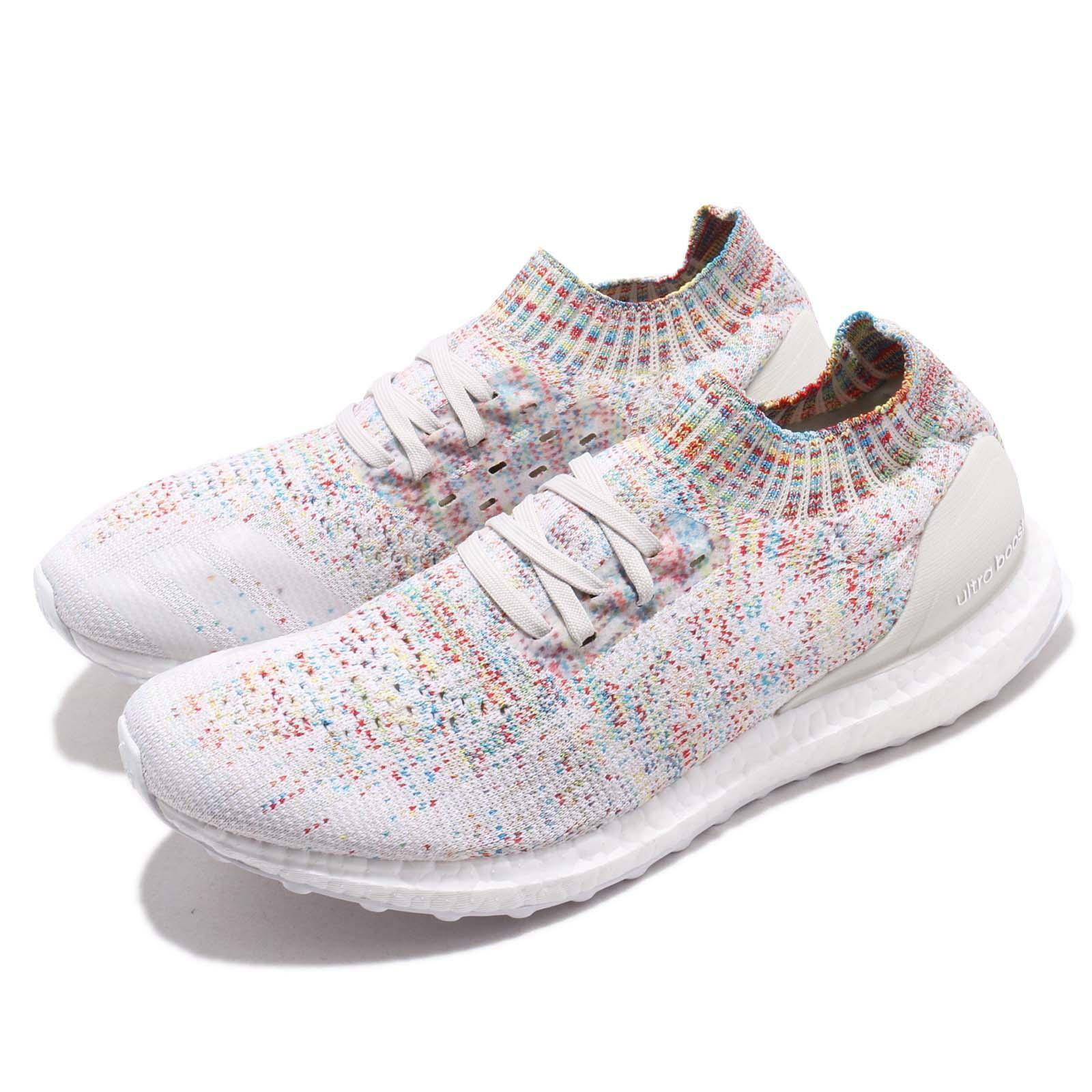 Zapatillas adidas Ultraboost blanco estampado multicolor