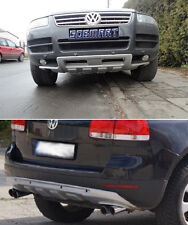 VW TOUAREG 2002-2006 KING KONG FRONT & REAR BUMPER SPOILER TUNING