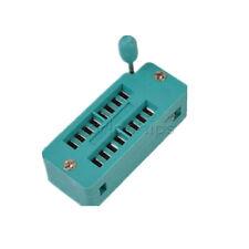 Ic Socket Universal Zif Dip Test Tester Good 16 Pin 16p