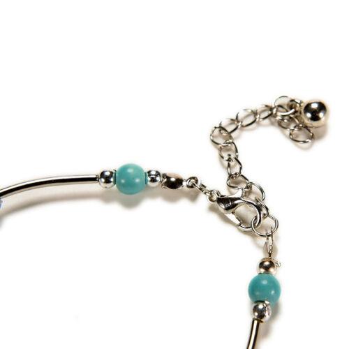 2017 Owls Bracelet chain bracelet with infinity charm turquoise braclet TFSU